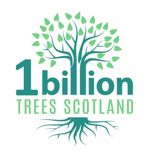 Billion Trees Scotland Logo
